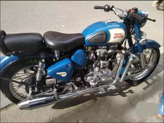 Royal Enfield classic 350 model 2016