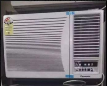 BRANDED 2ND HAND WINDOW AC's 1.5 TONS