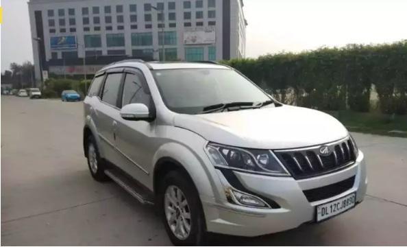Mahindra Xuv500 XUV500
