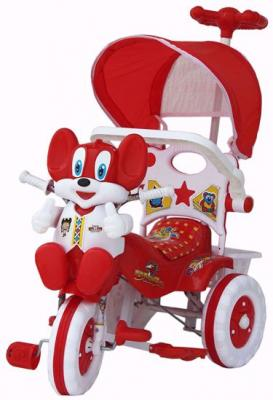 Parental Tricycle -Red