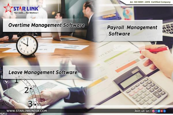 Improve  Efficiency with Payroll Software System From Starlink