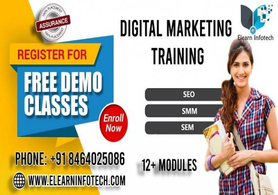 Digital Marketing Course in Hyderabad | Job Oriented Digital Marketing Training