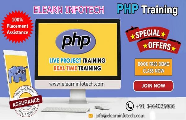 PHP Training Institute Hyderabad | Job Oriented PHP Training