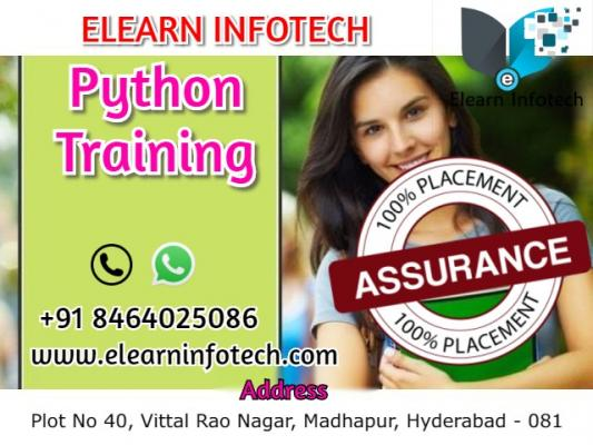Python Training in Hyderabad | Job Oriented Python Course