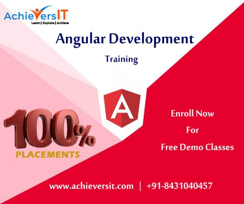Angular Development Training in Bangalore