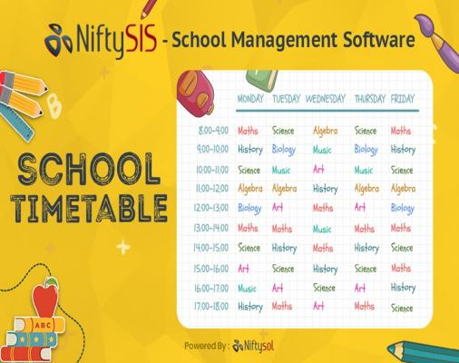 Get the Best school management  software in India