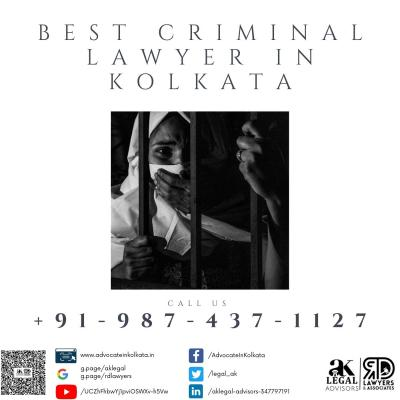 BEST CRIMINAL LAWYER IN KOLKATA Advocate Shilpi Das | AK Legal Advisors