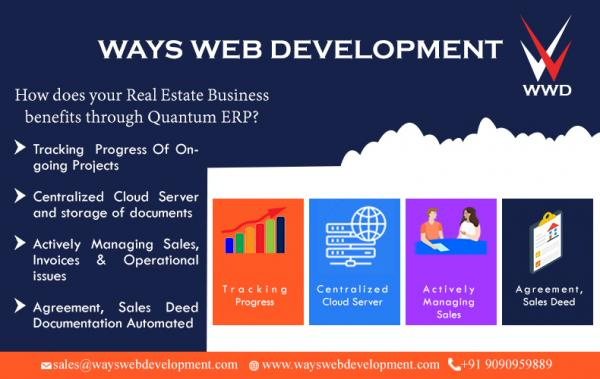 Automate your Business with single click – Quantum by Ways Web Development