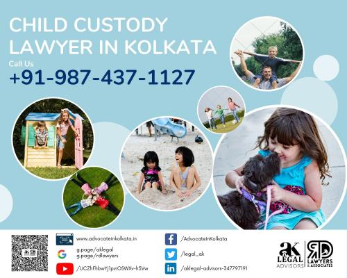 Child Custody Lawyer in Kolkata RD Lawyers & Associates Advocate Anulekha Maity