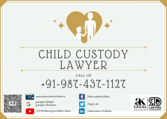 RD Lawyers & Associates Advocate Anulekha Maity Child Custody Lawyer in Kolkata