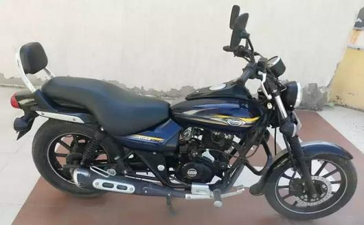 Avenger street-150cc 2016 model April month